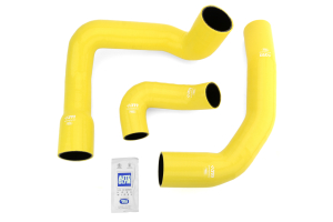 mountune Boost Hose Kit Yellow ( Part Number: 2363-BHK-YEL)
