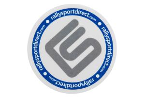 RallySport Direct Circular Sticker ( Part Number: 10213)