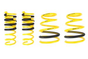 Racecomp Engineering Yellow Lowering Springs ( Part Number: GHBIL-330)