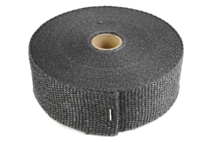 Thermo Tec Exhaust / Header Wrap Graphite Black 2in x 50ft ( Part Number:  11022)