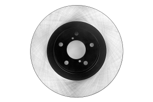 Centric Premium Brake Rotor Single Front ( Part Number: 120.47018)