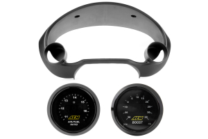 Air Fuel Ratio and Boost Gauge Cluster Kit 02-07 WRX/STi ( Part Number: 02-07GAU)