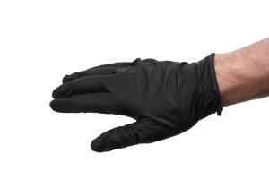 Black Lightning XX-Large Mechanics Gloves ( Part Number: BL-XXL)