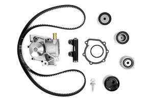 Gates Timing Belt Kit w/ Water Pump ( Part Number: TCKWP254)