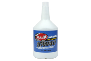 Red Line 10W40 Motor Oil 1QT ( Part Number:  11404)
