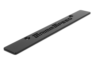GrimmSpeed License Plate Delete ( Part Number:  094051)