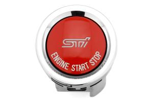 STI JDM Push Start Button  ( Part Number: ST83031ST020)