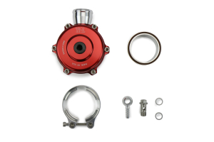 Tial QR Recirculating Blow Off Valve 10PSI Red ( Part Number:  QR.10R-1.34)