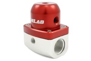 Fuelab Red EFI Adjustable Fuel Pressure Regulator ( Part Number: 51501-2)