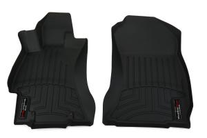 Weathertech Front FloorLiner Black ( Part Number:  445311)
