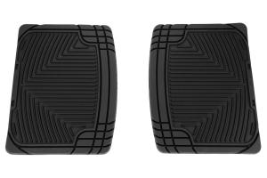 Weathertech Rubber Floor Mats Rear ( Part Number: W20)