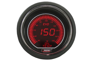 ProSport EVO Oil Temperature Gauge ( Part Number: 216EVOOT-C)
