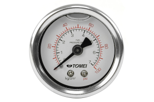 Tomei Fuel Pressure Gauge ( Part Number: 185111)