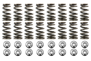 GSC Power-Division Single Beehive Valve Spring Set w/ Titanium Retainers  ( Part Number: 5040)
