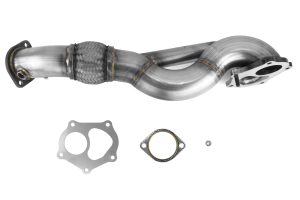 ETS Dump O2 Eliminator Recirculated Downpipe w/ Wideband Bung  ( Part Number: 400-02)