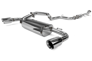 X-Force Turbo Back Exhaust ( Part Number: ES-MZ3-05-TBS)