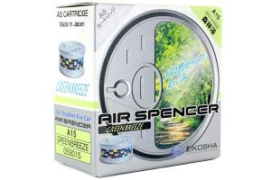 Eikosha Air Spencer AS Cartridge Green Breeze Air Freshener ( Part Number: 59015)