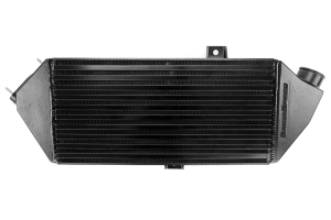 GrimmSpeed Top Mount Intercooler Black ( Part Number: 090043)