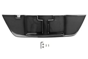 Carbign Craft Carbon Fiber License Plate Frame ( Part Number:  CBX-WRXLIC15)