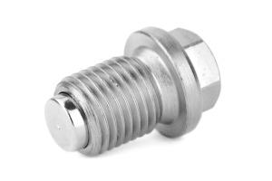 Dimple Magnetic Oil Drain Plug M14 x 1.5 ( Part Number:  M14X1.5X16)