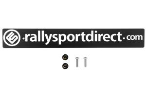 RallySport Direct License Plate Delete ( Part Number:  40002)