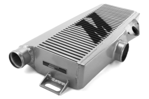 Mishimoto Silver Top Mount Intercooler w/ Red Hoses  ( Part Number: MMTMIC-WRX-01SLRD)