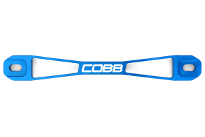 COBB Tuning Battery Tie Down Blue ( Part Number: 800150-BL)