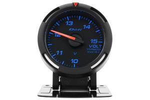 Defi Blue Racer Volt Gauge 52mm ( Part Number: DF07004)