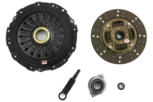 Competition Clutch Stage 2 Steelback Brass Plus Clutch Kit ( Part Number: 15030-2100)