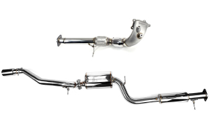 COBB Tuning Turbo Back Exhaust Stainless Steel ( Part Number: 571301)