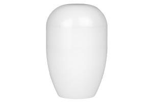 Killer B Motorsport Type-R Shift Knob White Brushed 6MT ( Part Number: 1002-1)