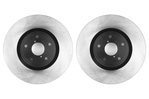 Centric Premium High-Carbon Brake Rotor Pair Front ( Part Number: 125.47022-GRP)