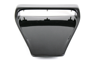 Carbign Craft Carbon Fiber Hood Scoop ( Part Number: CBX-EVOXHDSCP)