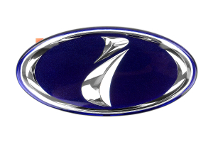 STI JDM i (Impreza) Badge Blue ( Part Number:  93011FE000)