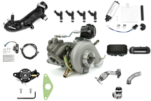 RallySport Direct Street Edition Turbo Kit 06-07 WRX / 07 STi ( Part Number:RSD TKIT1)