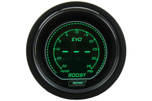ProSport Evo Boost Gauge ( Part Number: 216EVOWGBO.PSI)