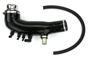 COBB Tuning Silicone Turbo Inlet Black ( Part Number: 724400-BK)