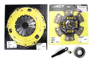 ACT Heavy Duty 6-Puck Disc Clutch Kit Nissan SR20DET 1990-1998 ( Part Number: NS1-HDG6)