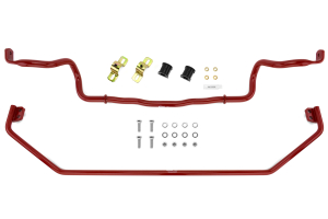 Eibach Sway Bar Kit Front 25mm / Rear Adjustable 21mm ( Part Number: 35143.320)
