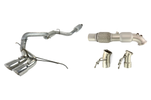 Turbo-Back Exhaust System 13+ Focus ST ( Part Number: TBSFCST)