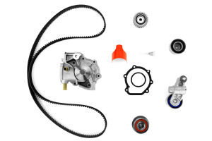 Gates Timing Belt Kit w/ Water Pump Automatic Transmission ( Part Number: TCKWP304C)