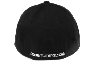 COBB Tuning Embroidered Flex Fit Hat Large/XLarge ( Part Number:COB CO-CAP-L-XL)
