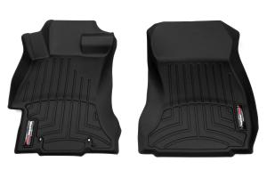 Weathertech Floorliner Black Front ( Part Number:  444391)