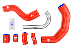 mountune Charge Pipe Upgrade Kit Red ( Part Number: 2364-CPK-RED)