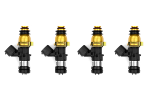 Injector Dynamics Fuel Injectors Top Feed 2000cc ( Part Number:IND 2000.18.02.48.11.4)