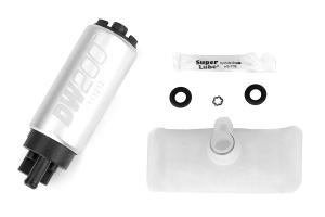 DeatschWerks DW200 Series Fuel Pump w/ Install Kit ( Part Number: 9-201S-1007)
