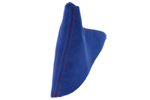 JPM Coachworks Brake Boot Royal Blue Alcantara Red Stitching ( Part Number:JPM 1043A55-R)