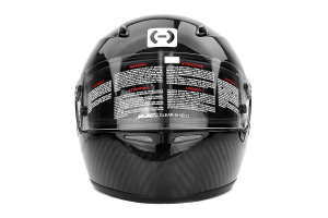 HJC HX-10 II Helmet Snell SA2010 X-Large Carbon Black ( Part Number: 4CXL10)
