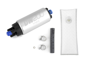 DeatschWerks DW200 Series Fuel Pump w/ Install Kit ( Part Number:  9-201-0846)