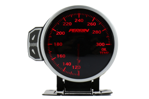 Perrin Oil Temperature Gauge Imperial 60mm ( Part Number: ASM-GAU-010)
